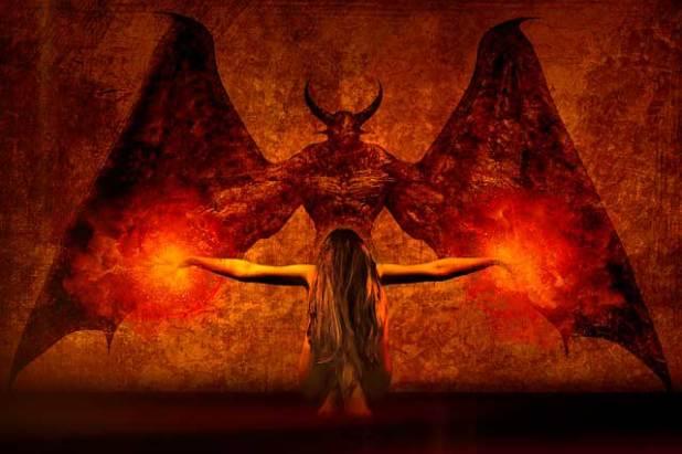 Soñar con demonios