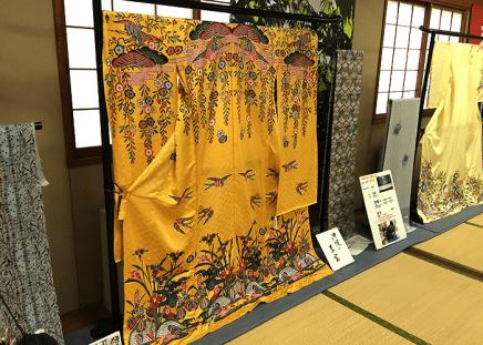 琉球びんがた 「城間の仕事 三代継承展」
