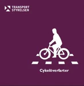 Cykelöverfarter