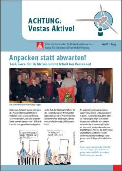 Vestas Infoblatt April 2013 Husum