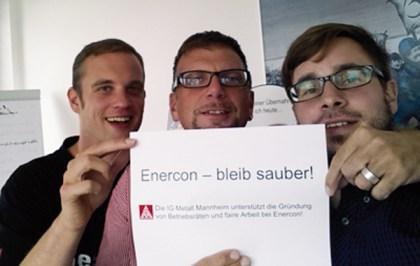 Solidarität aus Mannheim