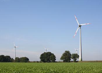 Windräder Enercon