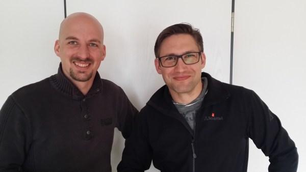 Markus Zumm und Christian Tegethoff (v.l.)