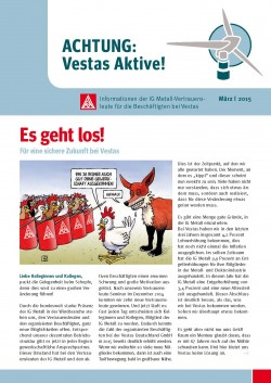 Vestas Infoblatt März 2015
