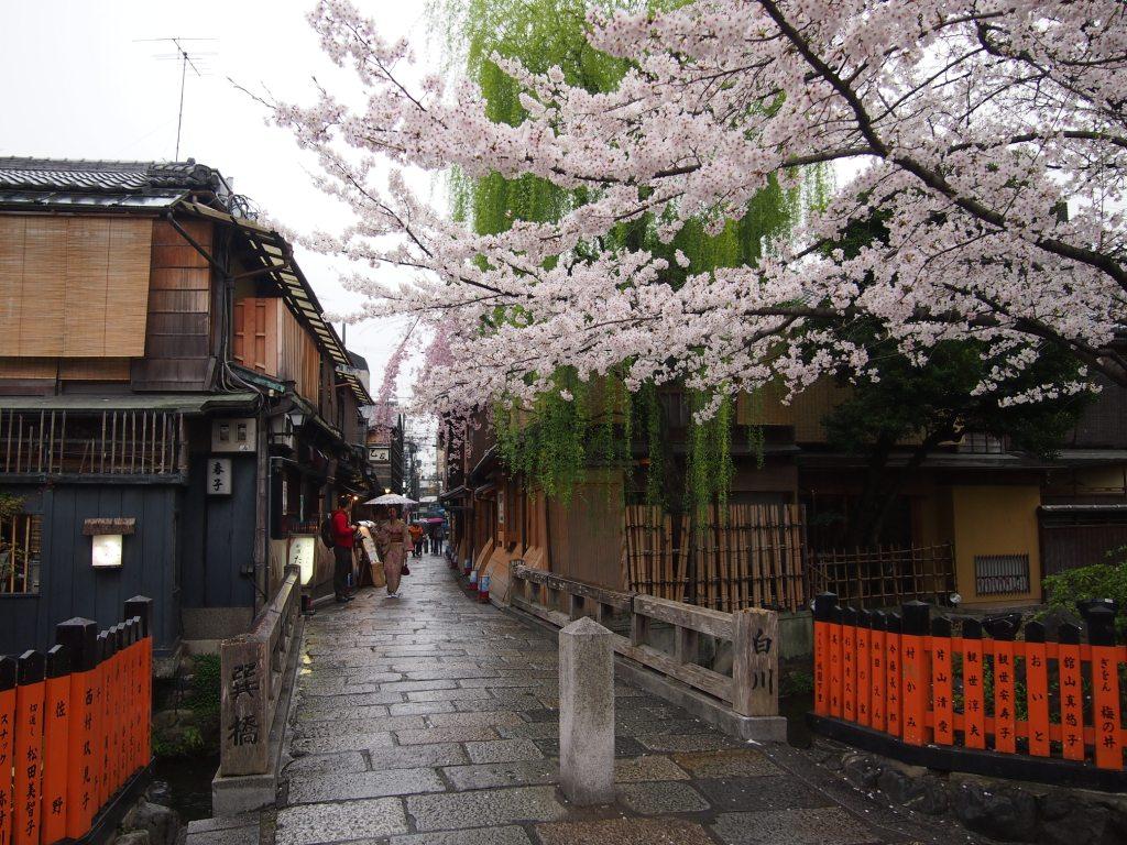 京都へ旅行にカップルで行くなら着物を着て街を散策しよう!