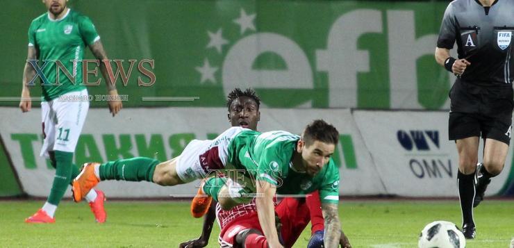 ЦСКА излъга Берое с гол на Тиаго (фоторепортаж)
