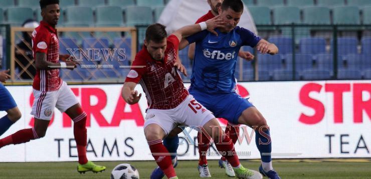 ЦСКА взе дербито и мечтае за титлата (фоторепортаж)