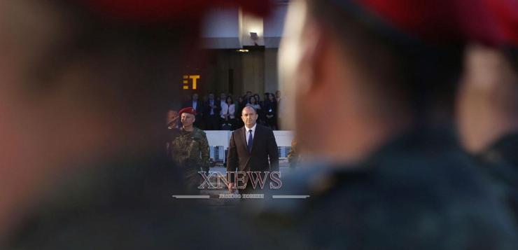 Президентът: Нашето време няма да роди Ботев