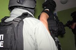 Мащабна операция на ДАНС и ГДБОП в Свиленград срещу каналджии (ВИДЕО)
