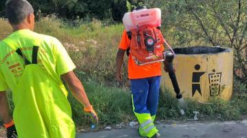 """Дезинфекцират отбивките на АМ """"Марица"""" срещу Африканската чума"""