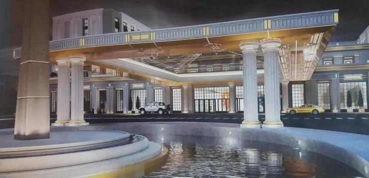 Строят втория по големина хотел в страната в Свиленград