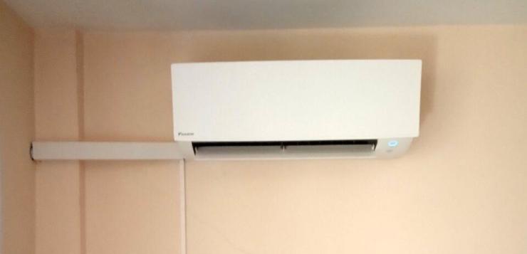 Монтираха климатици в старческия дом