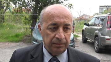 Велин Балкански стана временан кмет