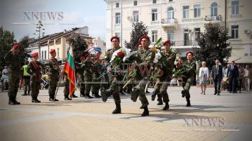 Хасково чества Съединението на България (ВИДЕО)
