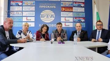 Ростислава Жекова кандидат-кмет за Хасково от ВМРО