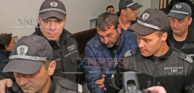 Съдът не пусна от килията Митко Митев, обвинен за тежката катастрофа в новогодишната нощ