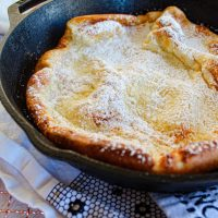 My Favorite Dutch Baby Puff Pancake Recipe