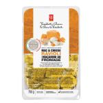 mac and cheese ravioli
