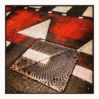 Road-Pavement Art