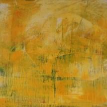 Summertime (Acrylic on canvas 110x82 cm)