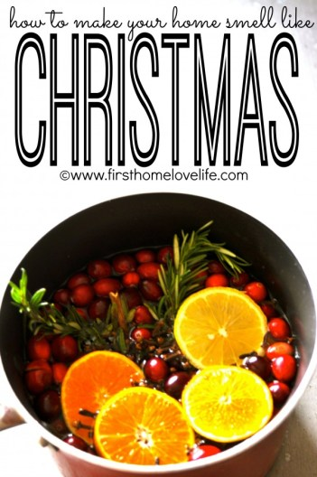 smell like christmas simmering pot scents 9 ways to make your home smell amazing this fall