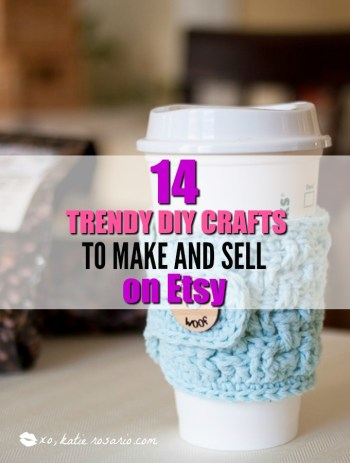 14 Trending Crafts To Make And Sell On Etsy Xo Katie Rosario