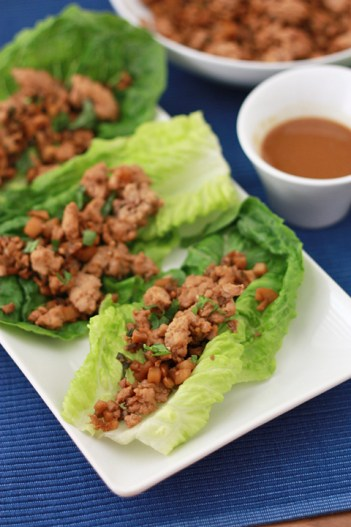 Whole30 Chicken Lettuce Wraps Weeknight Meals. This is so perfect for busy weeknights and still stay on a Whole30 lifestyle! I love Whole30! Its easy and so fast to make these meals for you and your family and still keep on your diet and lose weight! Just because you are busy doesn't mean you can't eat well like Whole30! Saving for later!