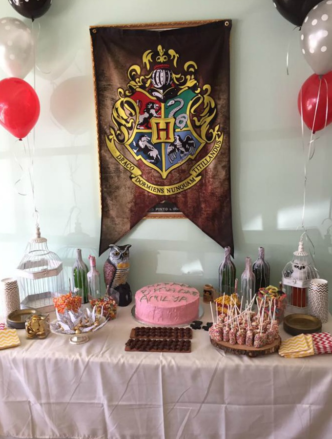17 Harry Potter DIY Party Ideas That Are Basically Magic - XO Katie Rosario & 17 Harry Potter DIY Party Ideas That Are Basically Magic - XO Katie ...