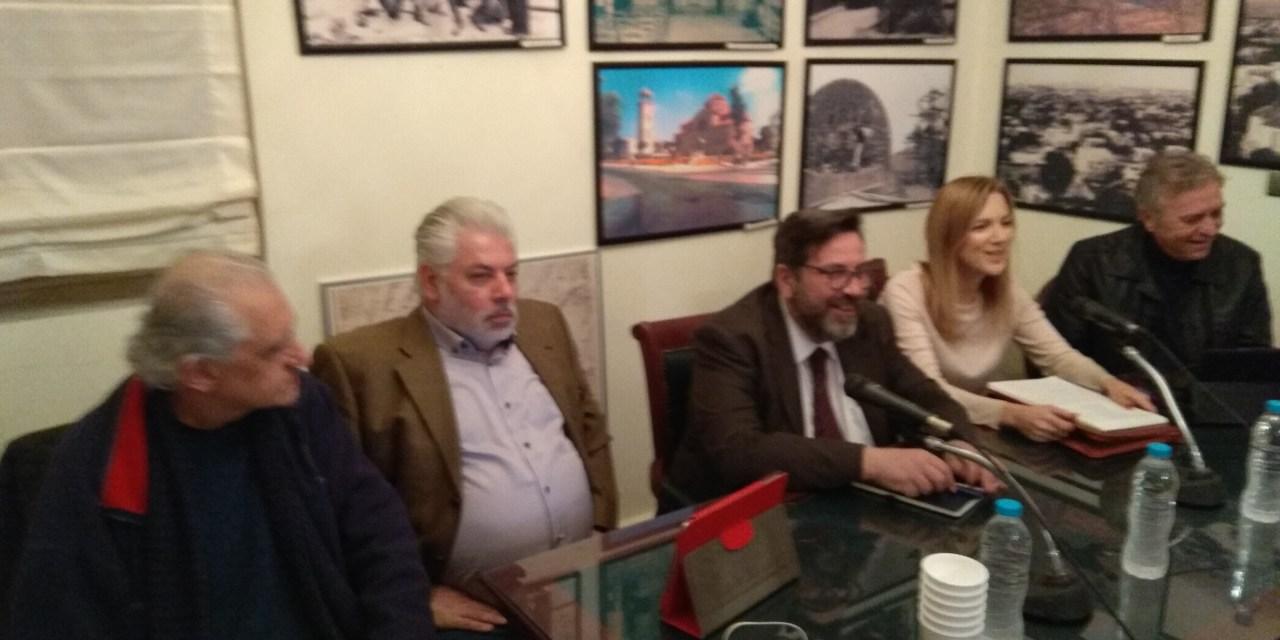 #ΜετονΝικήτα  συνέντευξη τύπου από τον υποψήφιο Δήμαρχο Παπάγου-Χολαργού, Νικήτα Κανάκη