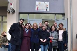Ρένα Δούρου: Τα εγκαίνια κάθε βρεφονηπιακού σταθμού αποτελούν μια μικρή νίκη για την Περιφέρεια και μια μεγάλη νίκη για την τοπική κοινωνία