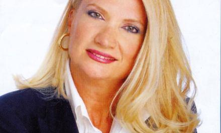 Με τον Δημήτρη Τούτουζα η  Μαριλίτα Κτιστάκη-Σταυράκη