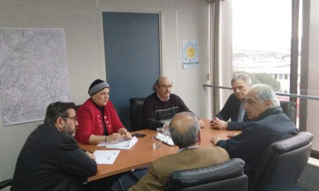 «Επίσκεψη του υποψήφιου Δημάρχου Παπάγου-Χολαργού Νικήτα Κανάκη στην Περιφέρεια»