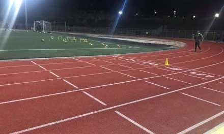 Έργα αναβάθμισης στον στίβο του Αθλητικού Κέντρου Χολαργού