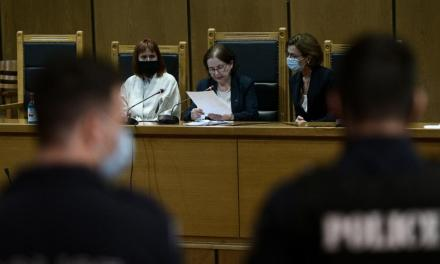 Δίκη Χρυσής Αυγής / Αντίστροφη μέτρηση για τις ποινές των ναζί
