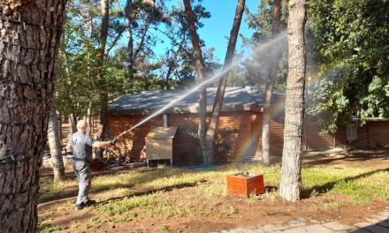 Πρόγραμμα καταπολέμησης των κουνουπιών σε διάφορα ευαίσθητα σημεία υλοποιεί ήδη ο Δήμος Παπάγου-Χολαργού
