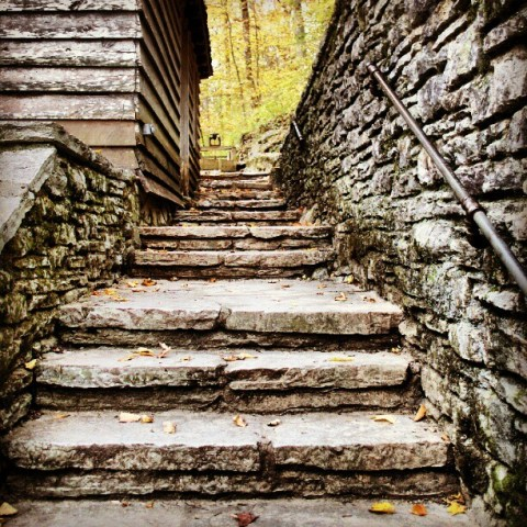 Stairway to….