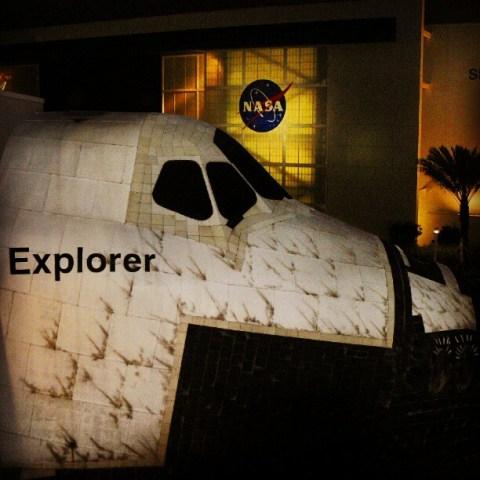 Explorer space adventures