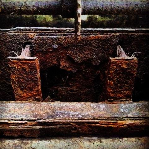 Rusty past #5
