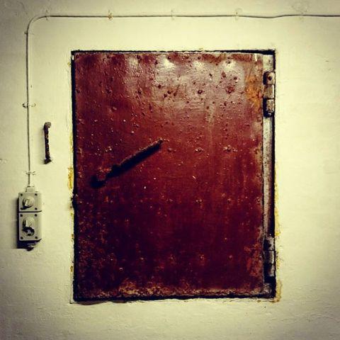 Door to the cold war
