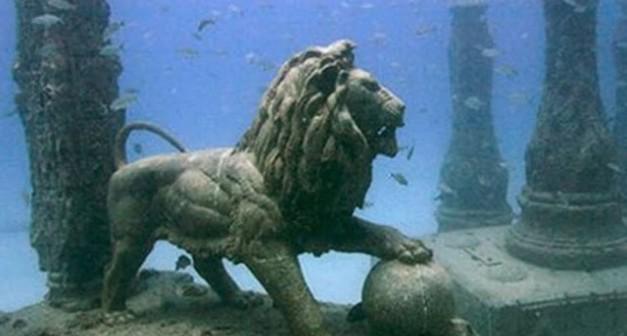 Βυθισμένες αρχαίες πόλεις στον Ελλαδικό χώρο