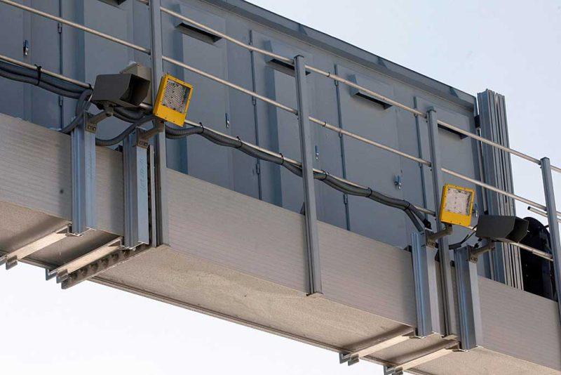 Novo radar na área de Vigo comeza a multar hoxe