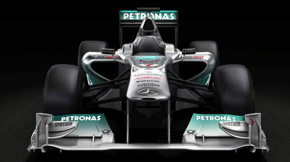 Mercedes AMG Formula 1