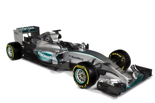MB AMG F1 Race Car