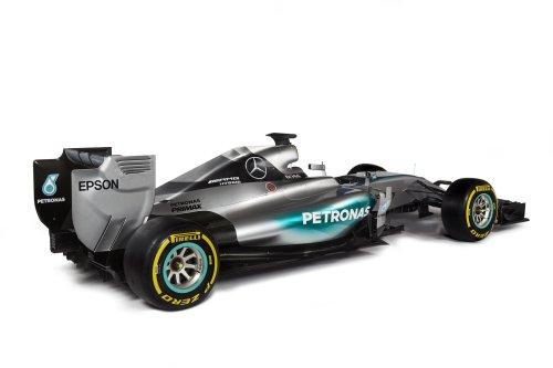 MB AMG F1