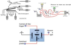 Bkup camera & relay wiring problems  Page 5  Xoutpost
