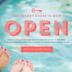 Julep Secret Store June 2014 is Open!