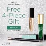 New Julep Maven Welcome Box: Free 4-Piece May Birthstone Welcome Box