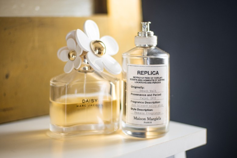 2021 best summer perfumes Marc Jacobs Daisy and Replica