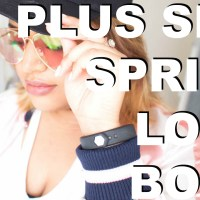 Plus Size Spring Lookbook