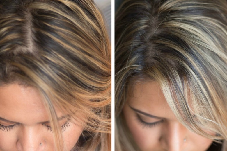 How to Tone Brassy Hair at Home